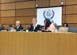 Herbsttreffen des Board of Governors der IAEA in Wien 1