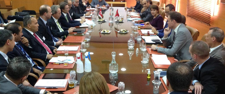 Promotion des Cleantech suisse au Maroc 1