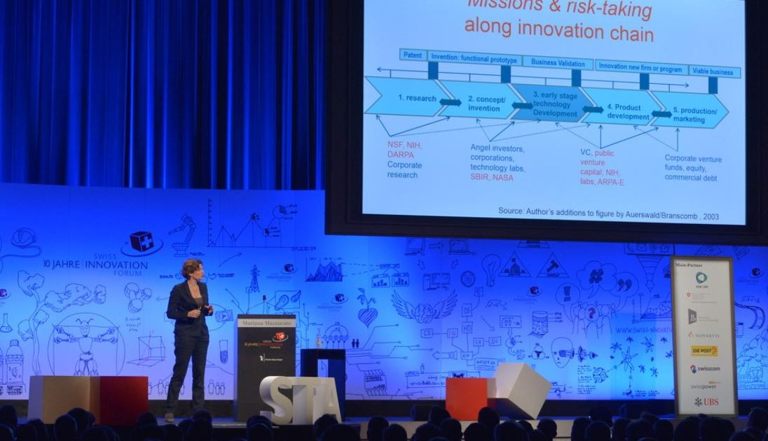 Swiss Innovation Forum 2015