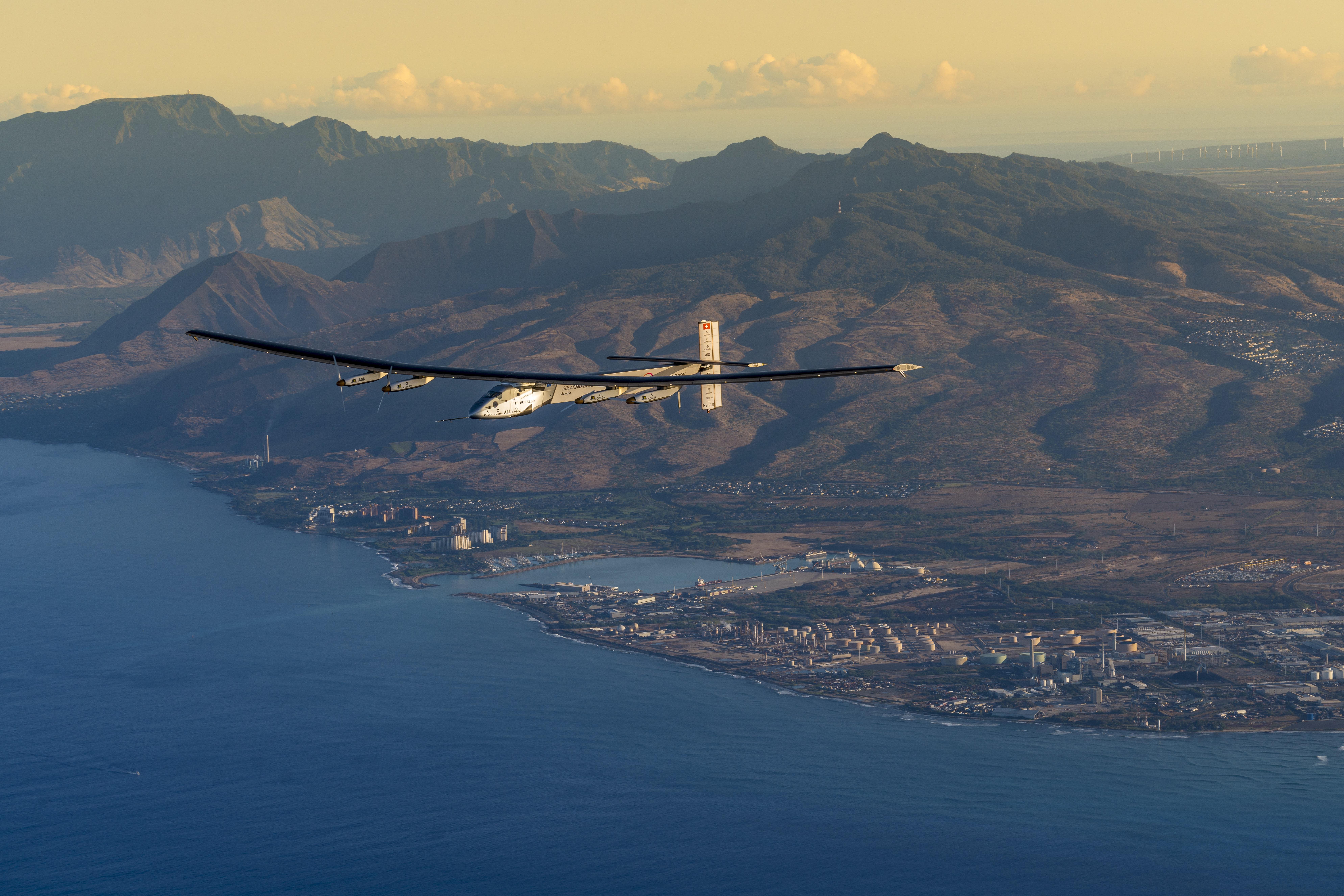 © Solar Impulse | Revillard | Rezo.ch
