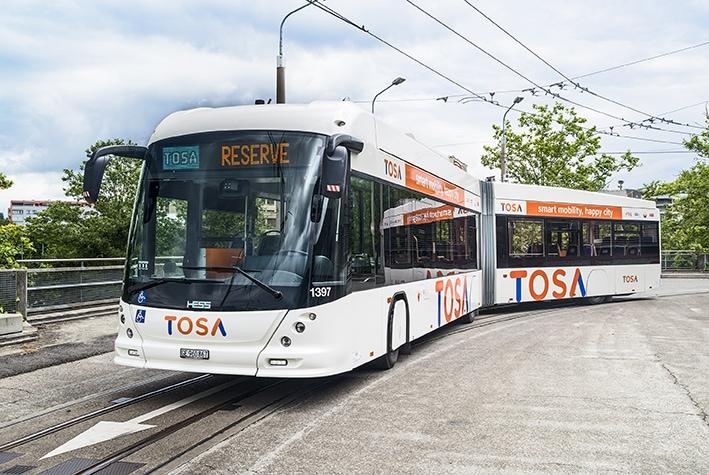 Le bus du futur arrive à Genève 3