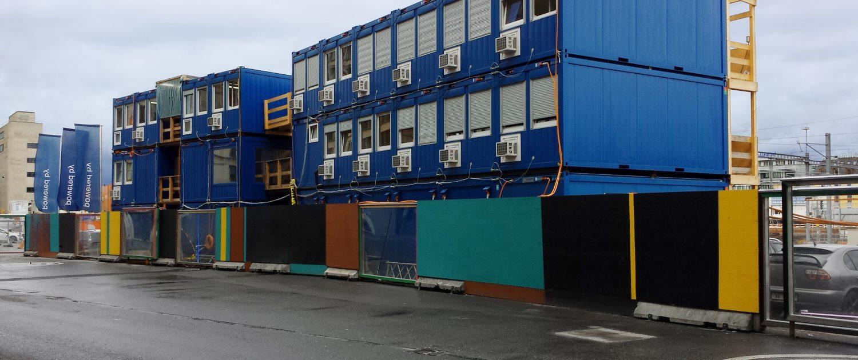 Pour des containers plus efficaces 1