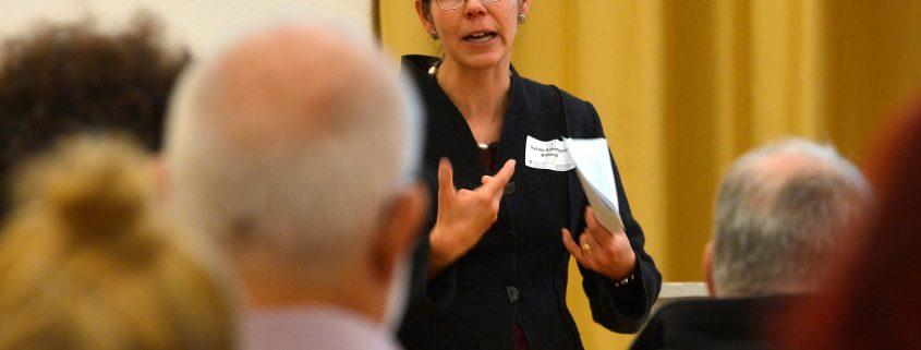 Sibylle Ackermann vom Beirat Entsorgung (Quelle: BFE)