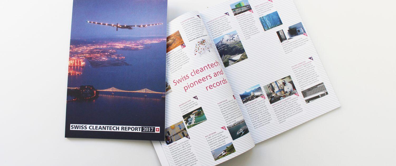 Swiss Cleantech Report