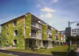 Architektur: Bürgi Schärer Architektur und Planung AG, Bern Foto: Alexander Gempeler