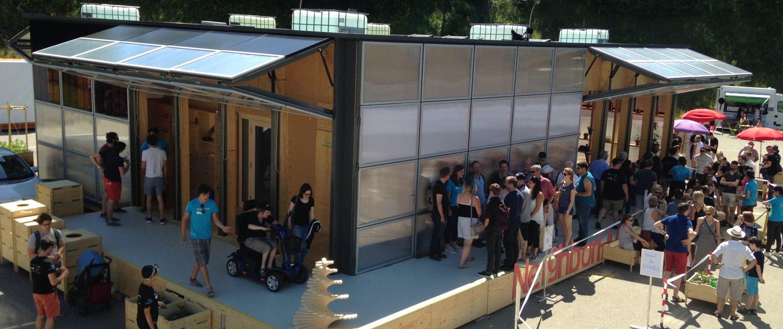 Smart Living Lab am Solar Decathlon