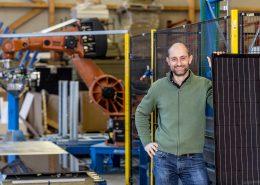 Daniel Lepori Gründer und CEO der Firma Designery SA