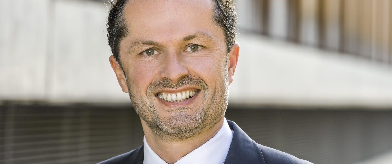 Bundesamt für Energie, BFE-Direktor Benoît Revaz, Quelle: Thomas Hodel