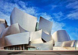 Disney Concert Hall by Carol Highsmith