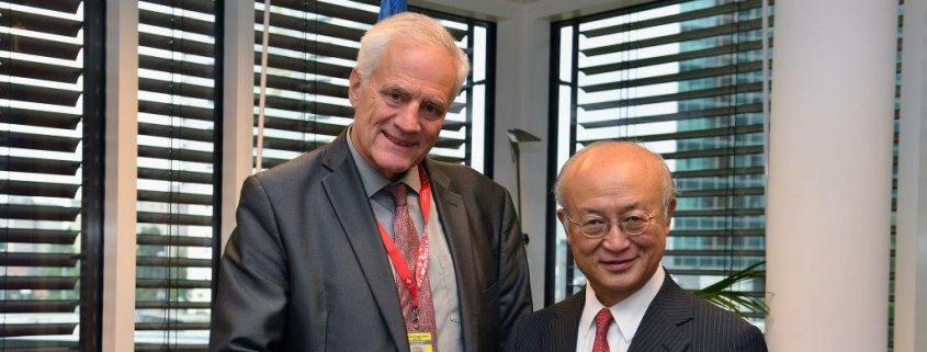 IAEA GK 2017 Steinmann Amano