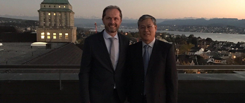 2017.10.11 Swiss-China Working Group