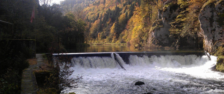 Site du Theusseret sur le Doubs JU France_Swiss Small Hydro