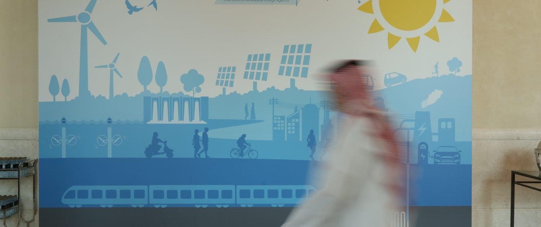 8. Jahresversammlung der IRENA in Abu Dhabi, 12.-14. Januar 2018