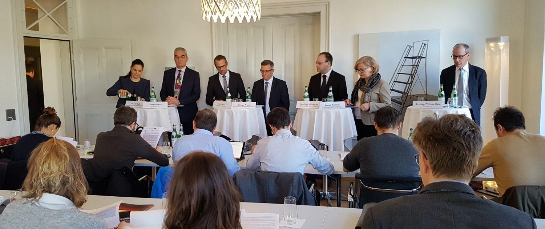 Medienkonferenz Bern Allianz flexibler Wasserzins