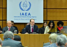 Board of Governors IAEA