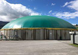 installation de biogaz