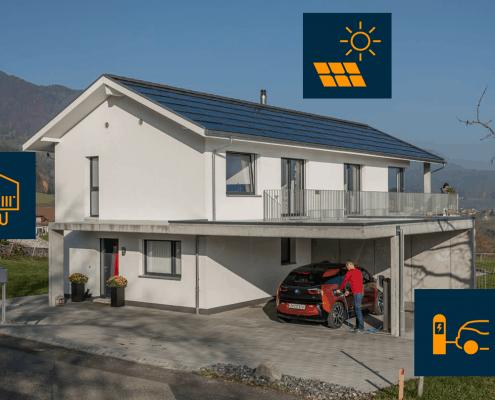 Sologrid, BFE-Leuchtturmprojekt