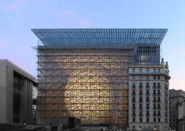 Europagebäude