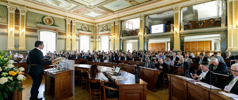 Erdgastagung 2018 an der Universität St.Gallen