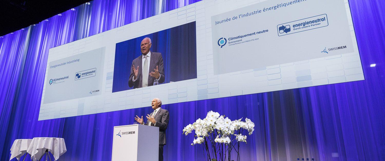 Industrietag 2018 von Swissmem