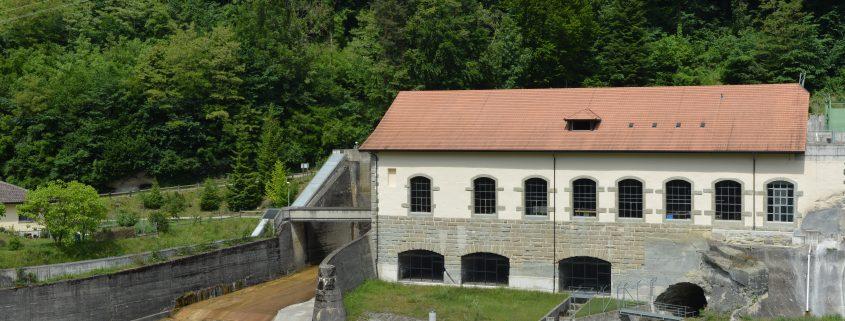 Wasserkraftwerk Magere Au