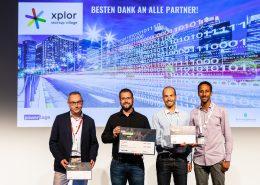 Powertage 2018   xplor Startup-Award   Gewinner des xplor Startup-Awards