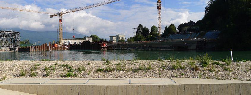Grosswasserkraftanlage