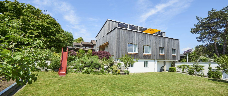Architektur EFH Macheral Villars-sur-Glane