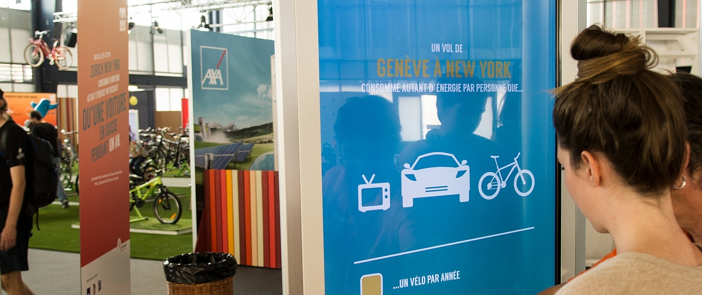 Energy Challenge an der Comptoir Lausanne