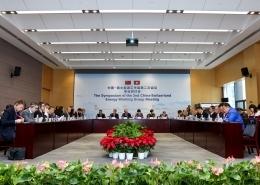 China-Switzerland Working Group
