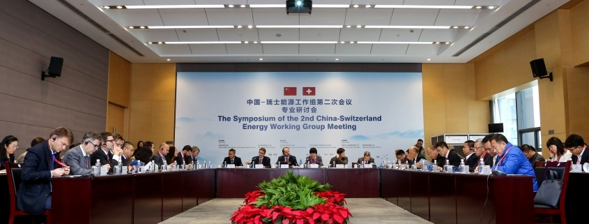 China-Switzerland Working Group