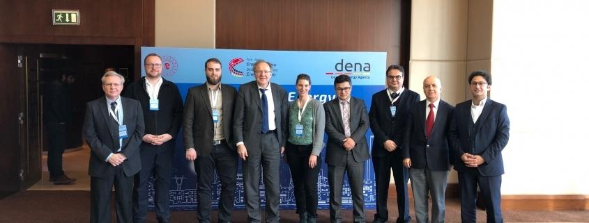Deutsche-Türkisches Energieforum