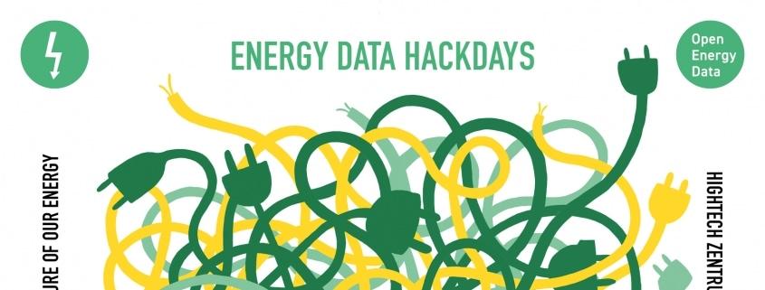 Flyerbild Energy Data Hackdays 2019