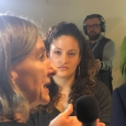Elvira Bieri und Anina Mutter im Bartalk