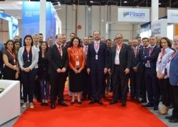 Eröffnung Schweizer Pavillon World Future Energy Summit in Abu Dhabi