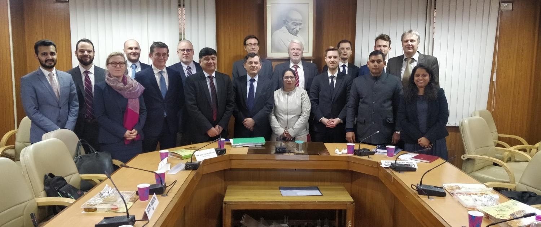 IEA-Tiefenprüfung der Energiepolitik Indiens 3