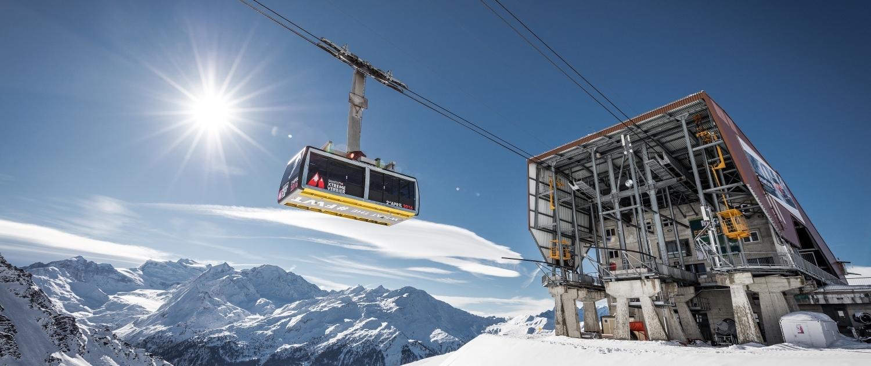 Un domaine skiable plus efficace 3