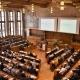 Windenergiekongress 2019 im Saal des Grossen Rats des Kantons Bern