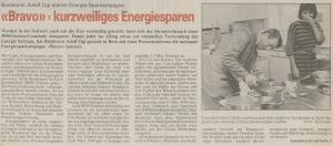 1988.10.25 Freiburger Nachrichten Ogi lanciert Bravo