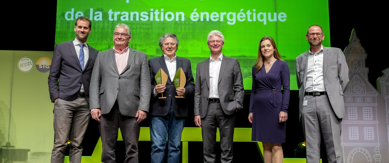 Energy Transition Award in Genf 2