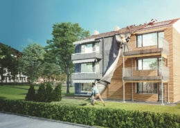Das Gebäudeprogramm: Illustration