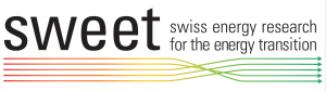 SWEET: swiss energy resarch for the energy transition