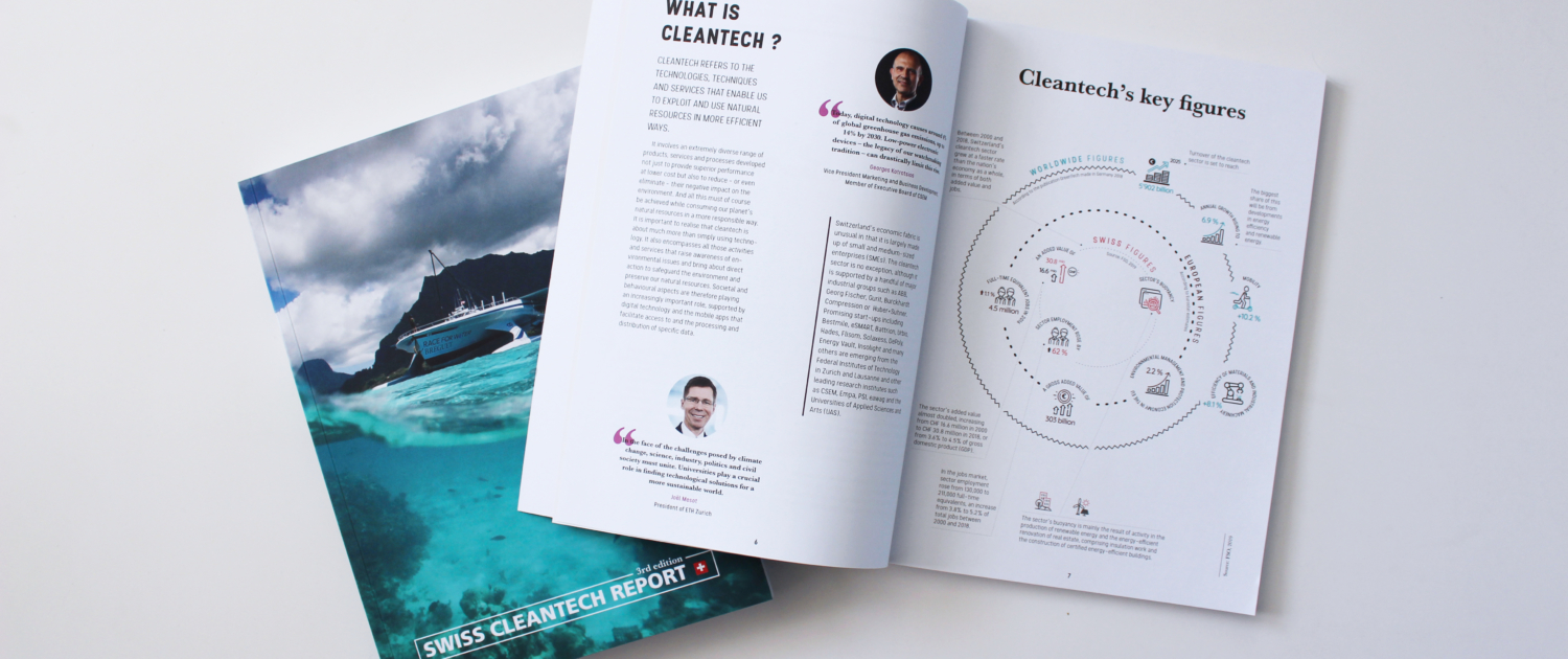 Cleantech Report 2020