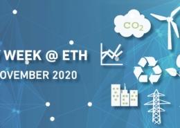 Energy Week @ ETH 2020: (R)Evolution des Energiesystems