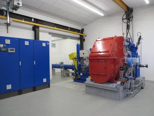 Kraftwerk Grossbach Zentrale
