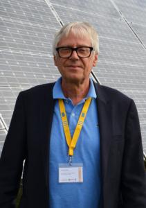 Albert Rufer, organisateur et professeur à l'EPFL.