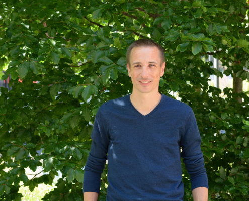 Markus Bleuer, Fachspezialist Geräte verlässt das BFE nach acht Jahren